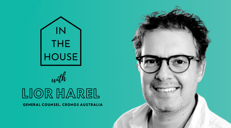 In the House with Lior Harel