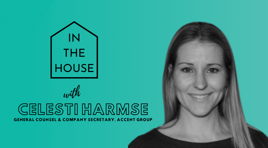 In the House with Celesti Harmse
